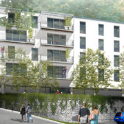 Construction de 28 logements collectifs BBC